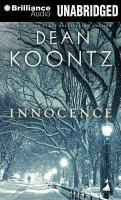 Cover image for Innocence a novel