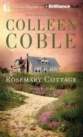 Cover image for Rosemary cottage. bk. 2 [sound recording CD] : Hope Beach series