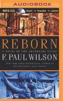 Imagen de portada para Reborn. bk. 4 [sound recording MP3] : Adversary cycle series