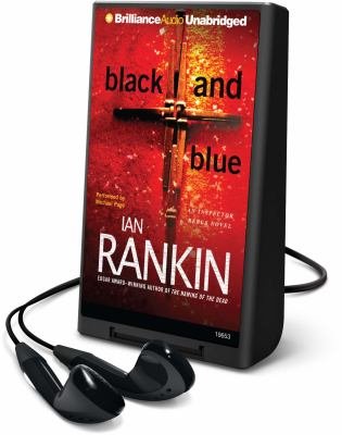 Cover image for Black and blue. bk. 8 Inspector Rebus series