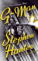 Cover image for G-man. bk. 10 [sound recording CD] : Bob Lee Swagger series