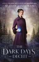 Cover image for The dark days deceit. bk. 3 [sound recording CD] : Lady Helen series