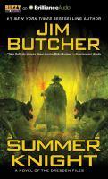 Imagen de portada para Summer knight. bk. 4 Dresden files series
