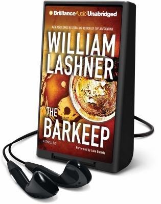 Cover image for The barkeep a thriller