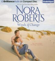 Cover image for Winds of change [sound recording CD]