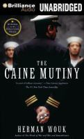Cover image for The Caine mutiny