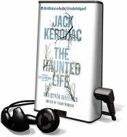 Cover image for The haunted life : and other writings