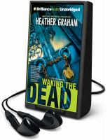 Cover image for Waking the dead. bk. 2 Cafferty & Quinn series
