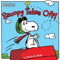 Cover image for Snoopy takes off!