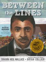Imagen de portada para Between the lines : how Ernie Barnes went from the football field to the art gallery