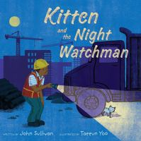 Cover image for Kitten and the night watchman