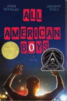 Cover image for All American boys