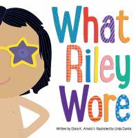 Imagen de portada para What Riley wore