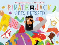 Cover image for Pirate Jack gets dressed