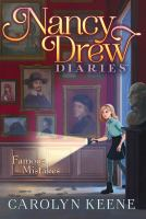 Cover image for Famous mistakes. bk. 17 : Nancy Drew diaries series