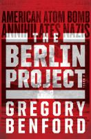 Cover image for The Berlin Project