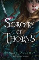 Cover image for Sorcery of thorns