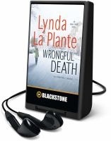 Cover image for Wrongful death. bk. 9 [Playaway] : Anna Travis series