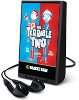 Cover image for The terrible two. bk. 1 [Playaway]