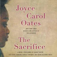 Cover image for The sacrifice [sound recording CD] : a novel