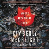Cover image for Where they found her [sound recording CD] : a novel