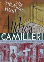 Cover image for Treasure hunt. bk. 16 Inspector Montalbano mystery series