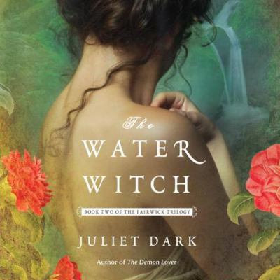 Cover image for The water witch. bk. 2 [sound recording CD] : Fairwick trilogy series