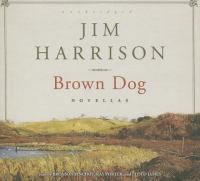 Cover image for Brown dog novellas
