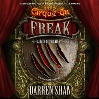 Cover image for Allies of the night. bk. 8 [sound recording CD] : Cirque du Freak series
