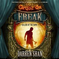 Cover image for Killers of the dawn. bk. 9 [sound recording CD] : Cirque du Freak series