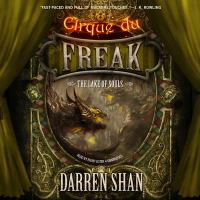Cover image for The lake of souls. bk. 10 [sound recording CD] : Cirque du Freak series