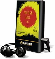 Cover image for Foreign Gods, Inc. a novel