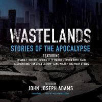Cover image for Wastelands [sound recording CD] : stories of the Apocalypse