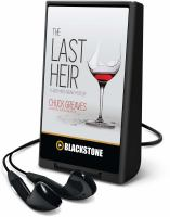 Cover image for The last heir. bk. 3 [Playaway] : Jack MacTaggart mystery series