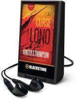 Cover image for The curse of Lono [Playaway]