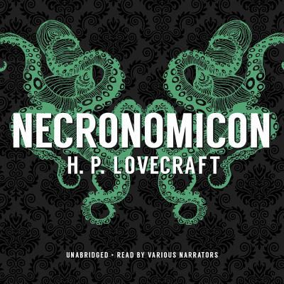 Cover image for Necronomicon [sound recording CD]