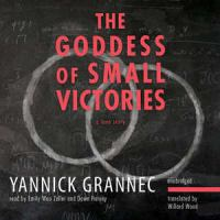 Cover image for The goddess of small victories [sound recording CD]