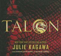 Cover image for Talon. bk. 1 [sound recording CD] : Talon series