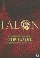 Cover image for Talon. bk. 1 [sound recording MP3] : Talon series