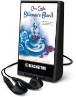 Cover image for Billionaire blend. bk. 13 [Playaway] : Coffeehouse mystery series