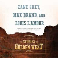 Cover image for Stories of the golden West. bk. 5 [sound recording CD] : a Western trio