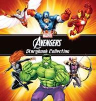 Cover image for The Avengers storybook collection.