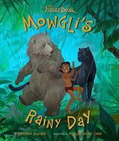 Cover image for Mowgli's rainy day : Disney the jungle book