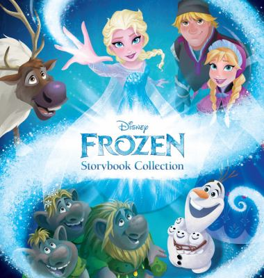 Cover image for Frozen storybook collection.