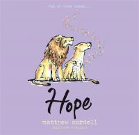 Cover image for Hope : Out of love comes...