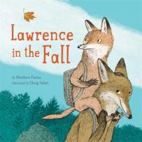 Cover image for Lawrence in the fall