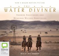 Cover image for The water diviner [sound recording CD]