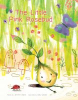 Cover image for The little pink rosebud