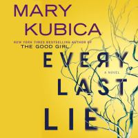 Cover image for Every last lie A Gripping Novel of Psychological Suspense.