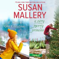 Cover image for It started one christmas & a very merry princess
